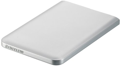Freecom 56139 1.5TB Mobile Drive Mg USB 3.0 2.5 Inch External Hard Drive Silver