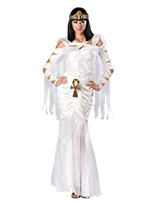 Womens Egyptian Mummy Costume L