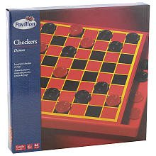 Pavilion Games: Checkers - 1