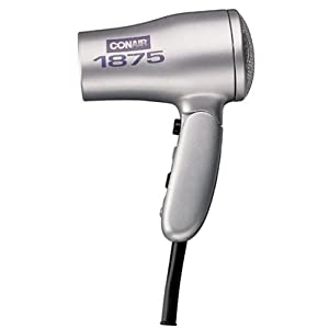 Conair's Dual-Voltage Ionic Hair Dryer