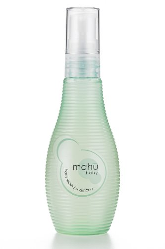 mahu Baby Bath, Body Wash & Shampoo 200ml / 6.7oz - 1