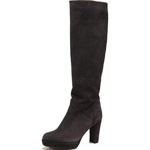 51170 grey stivale STUART WEITZMAN LINEAR scarpa donna boots shoes women grigio [36]