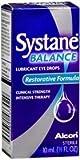 Alcon Systane Balance Lubricant Eye Drops Restorative Formula -- 0.33 fl oz