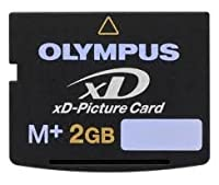 Fujifilm Finepix E550 Digital Camera Memory Card 2GB xD-Picture Card (M+ Type) from Olympus
