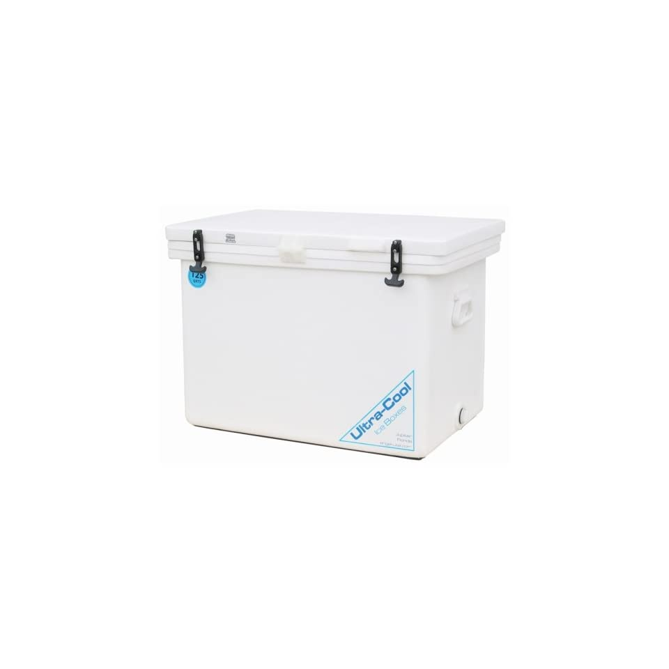 Ultra Cool Ice Boxes 125 Quart Ice Chest 31 x 19 x 25 #UC125