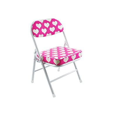 Jip Retro Chair Hearts Pu