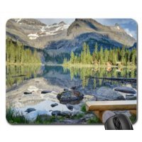 Yoho National Park Mouse Pad, Mousepad (Mountains Mouse Pad)
