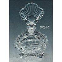 ドイツ製クリスタル香水瓶 リードクリスタル24% ボトル 28030ー2