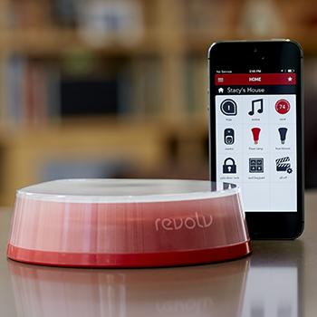 The Revolv Hub is the best smart home hub for home automation.