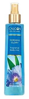 Calgon Fragrance Body Mist Morning Glory 8 Fluid Ounce