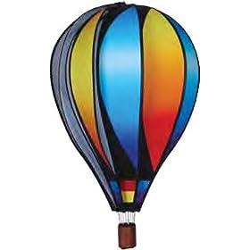"""22"""" Hot Air Balloon, Sunset Gradien"""