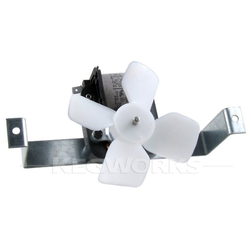 Evaporator Fan Assembly Replacement for BM23 Beverage Air Keg Refrigerator