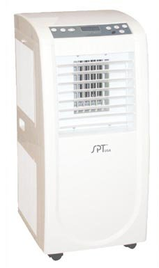 9,000 BTU Portable Air Conditioner By Sunpentown