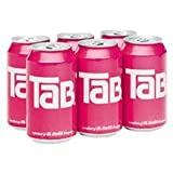Tab Diet Soda 12oz Cans (Pack of 6) (Tamaño: 12oz)