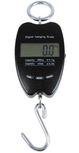 Berger + Schröter 200 kg Digital Hanging Scales
