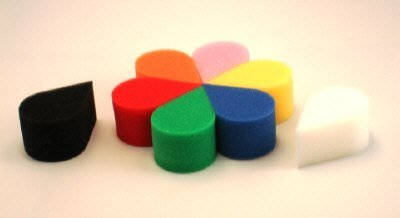 Best Cheap Deal for Petal Sponge 6 PACK Snazaroo Face Painting Sponge - Assorted colors. from Snazaroo - Free 2 Day Shipping Available