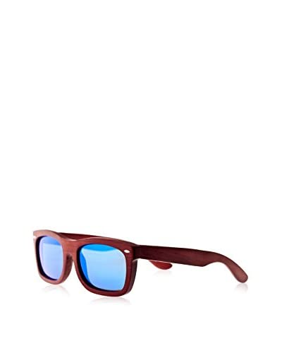 Earth Wood Sunglasses Occhiali da sole Wood Portsmouth (51 mm) Marrone