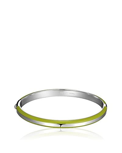 Esprit Steel Bangles Marin Lime Silver