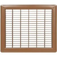 Grill Return Air 8x10in Brn (8x10 Floor Register compare prices)
