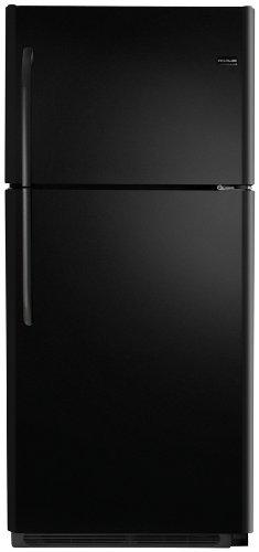 Frigidaire FFTR2126LB 20.6 cu. ft. Top-Freezer Refrigerator - Black