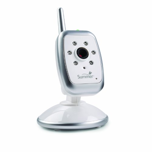 Summer Infant Additional Camera for Wide View Digital Color Video Baby Monitor