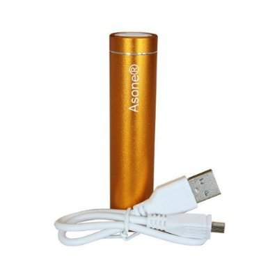 Asone Rounded Shape 2600mAh Power Bank