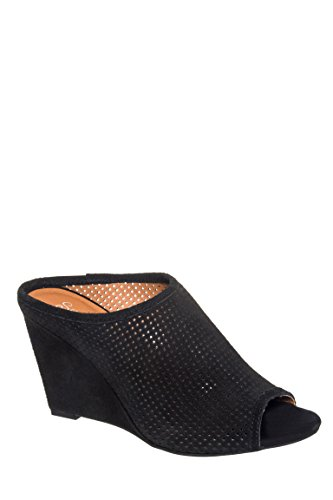 Perfect Match Slip On Wedge Sandal