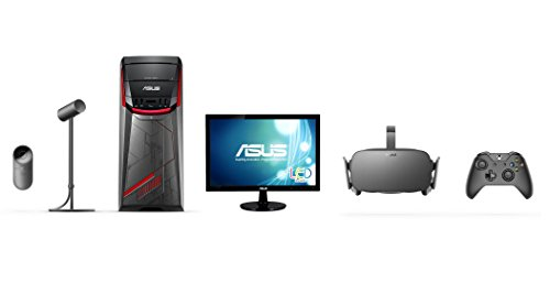 "Oculus Rift + ASUS Oculus Ready G11CD-WS51 Desktop PC + ASUS 19.5"" HD+ Monitor Bundle"