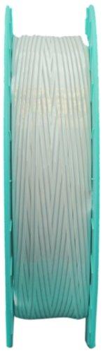Tach-It 03-2500 White Tach-It Paper/Plastic Twist Tie Ribbon