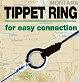 3mm 40# 40 pound Tippet Rings Refills for Leaders and Tippets 30 per package - plus a free 10 pack