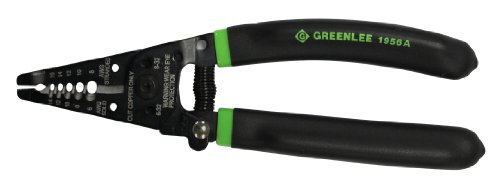 Greenlee 1956A Pro Plus Stripper, 8-16 AWG