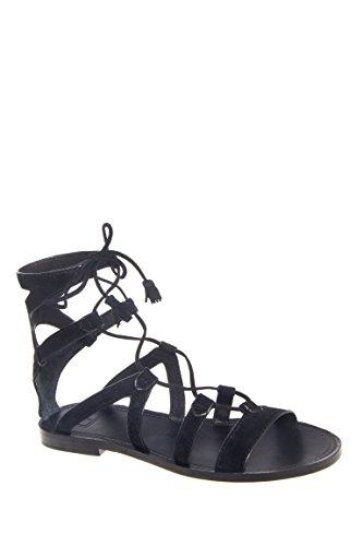 Ruth Gladiator Flat Sandal