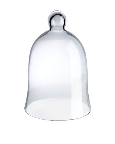 Napa Home and Garden Glass Cloche, Clear