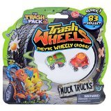 Trash Pack Wheels Muck Trucks Blister (2-Pack)