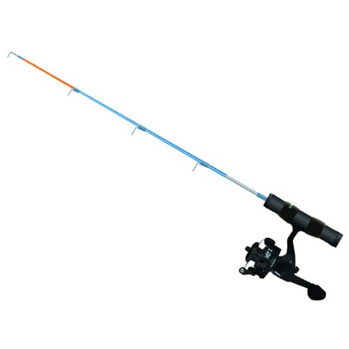 Frabill Micro Light Hot Stick Ice Rod and Reel Combo (20-Inch)