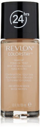Revlon Colorstay Durata 24 Ore (240 Medium Beige-Combination/Oily Skin) 30 ml