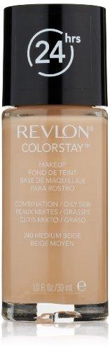 Revlon Colorstay Durata 24 Ore (240 Medium Beige-Combination/Oily Skin) 30 ml