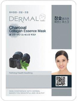 ダーマル 炭エッセンスマスク
