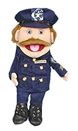 Policeman Glove Puppet - 14