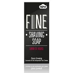 NPW Fine Gent's Grooming Classic Shaving Soap