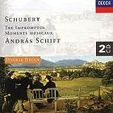 echange, troc Andras Schiff - Impromptus / Moments musicaux