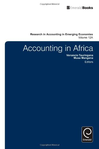 Accounting in Africa (Research in Accounting in Emerging Economies)