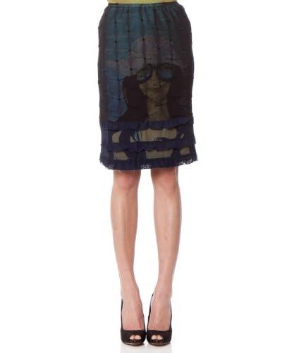 Custo Falda Knitt Pam