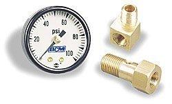 B&M 46054 Fuel Pressure Gauge Set by B&M