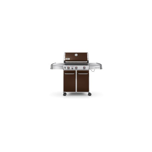 Amazon.com : Weber Genesis E-330 3-Burner Brown LP Gas Grill 6539099