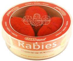 GIANTmicrobes Rabies Virus Petri Dish