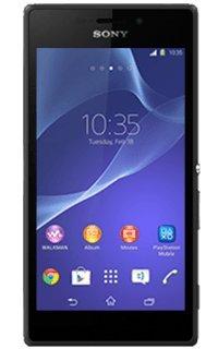 Sony Xperia D2403 M2 Aqua (LTE, SIMフリー, 8GB) 並行輸入品 (Black ブラック 黒)