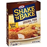 Shake 'n Bake Original Pork Seasoned Coating Mix (Case of 12)