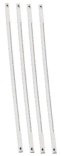 Stanley 15-059 4-Card Coping Saw Blades