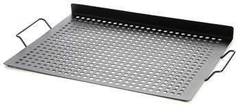 Charcoal Companion Non-Stick Large Grilling Grid / 16-inch by 12-inch